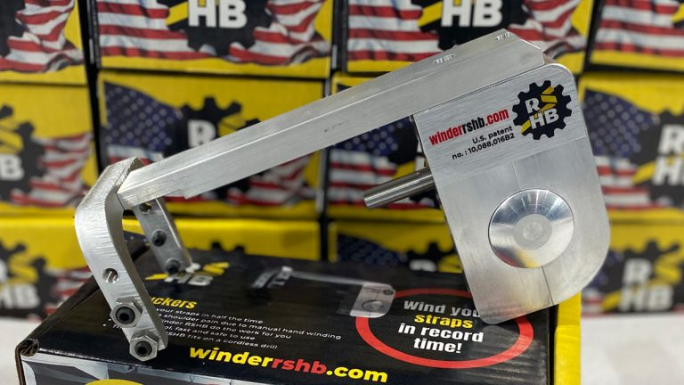 Read more about the article THE RSHB® WINDER IS NOW AVAILABLE IN CANADA AND IN USA