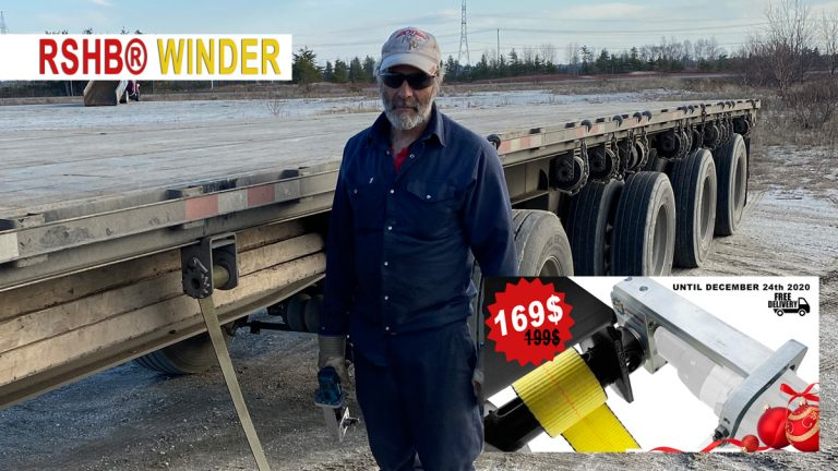 """Read more about the article """"With the RSHB strap winder, the job gets done with a Nice, Neat, and Tight roll"""" – DANY TANGUAY"""